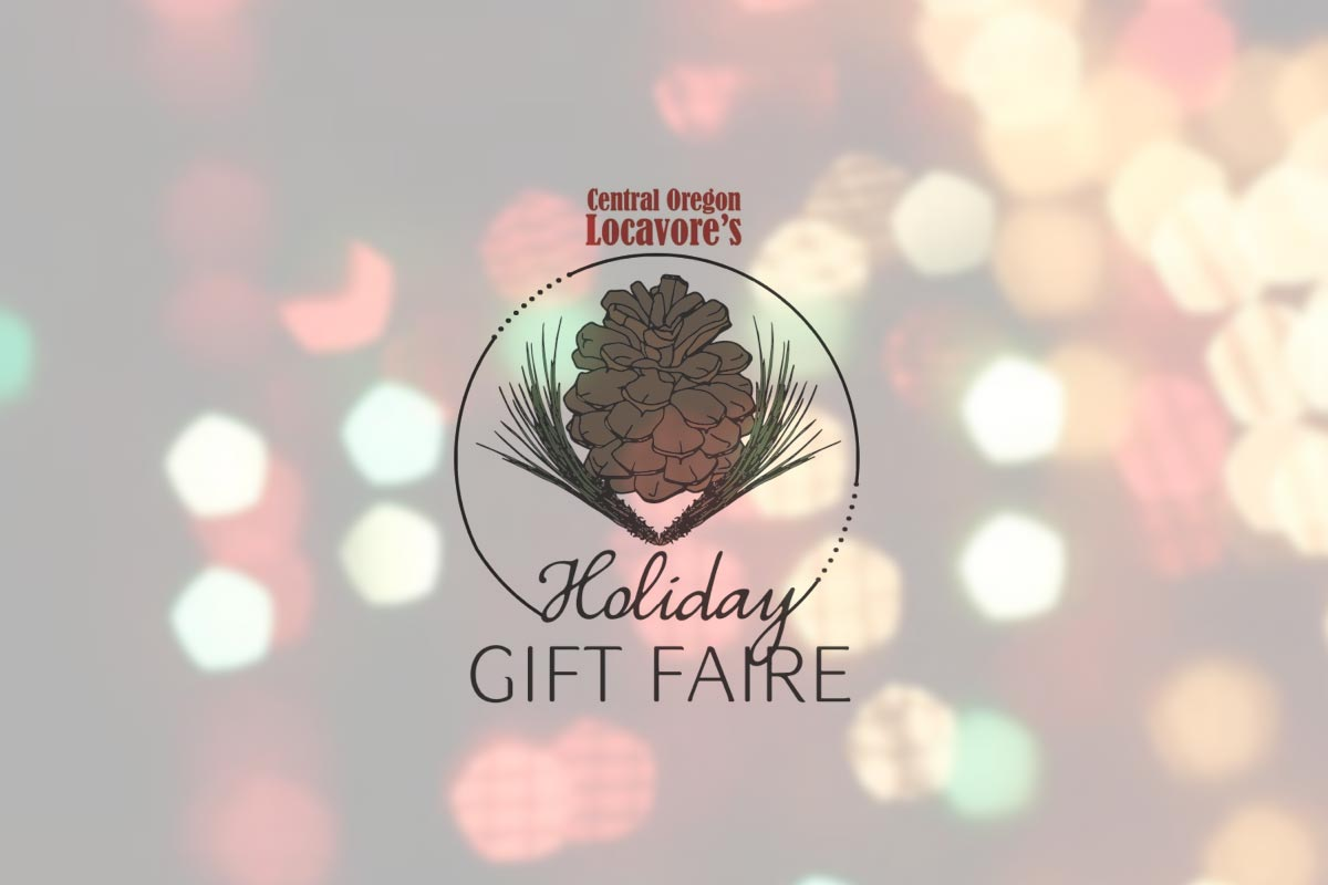 Central Oregon Locavore Holiday Gift Faire 2016